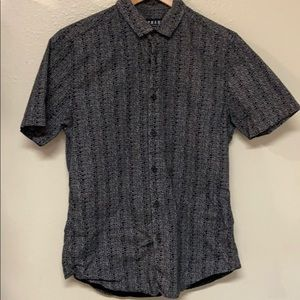 Mens Topman Button Down